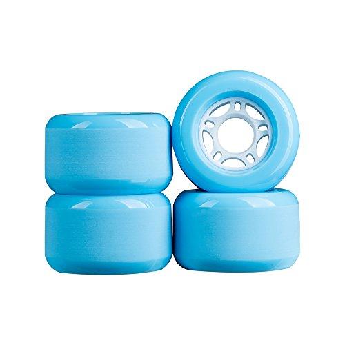 Maxfind 80a Skateboard Wheels (Pack of 4) (Blue).