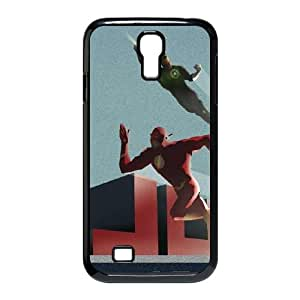 Justice League Blast Off Samsung Galaxy S4 9500 Cell Phone Case Black NiceGift pjz0035114435
