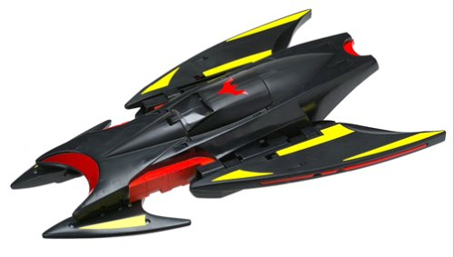 Hasbro Vehicle (Batman Beyond Street To Sky Batmobile)