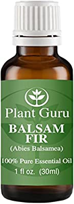 Balsam Fir Essential Oil. 30 ml. 100% Pure, Undiluted, Therapeutic Grade.