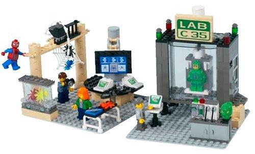 [해외] 레고 (LEGO) 스파이더맨 모든 시작 스파이더맨TM과 그린고블린TM 4851