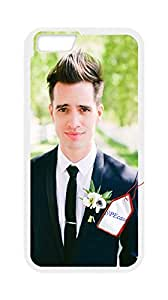 """Panic! at the Disco Case for Iphone6 4.7"""",Brendon Urie of Panic! At the Disco phone Case for Iphone6 4.7""""."""