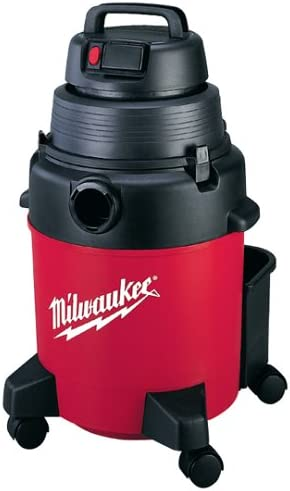 Milwaukee 8936-20 7-1 2 Gallon 1-1 3 Horsepower Wet Dry Vacuum