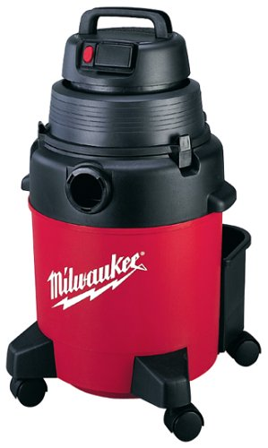 Milwaukee 8936-20 7-1/2 Gallon 1-1/3 Horsepower Wet/Dry Vacuum ()