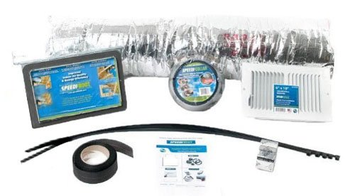 Speedi-Vent SV-6128 NB Hvac Install Kit