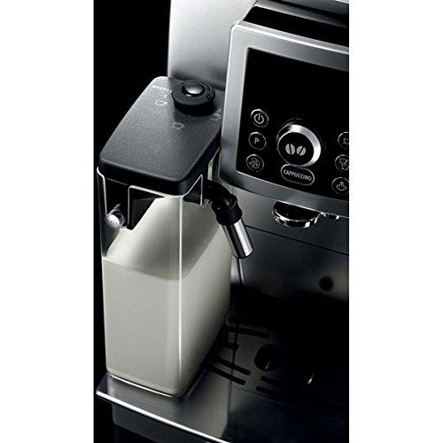De'LonghiStainless Steel Fully Automatic Espresso Machine - De'Longhi Model - ECAM23450SL - Set of 2 Gift Bundle