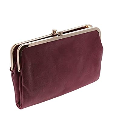 Urban Expressions Vegan Leather Sandra Clutch Wallet