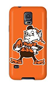 Fashionable MKphoSD220uaKvE Galaxy S5 Case Cover For Cleveland Browns Protective Case