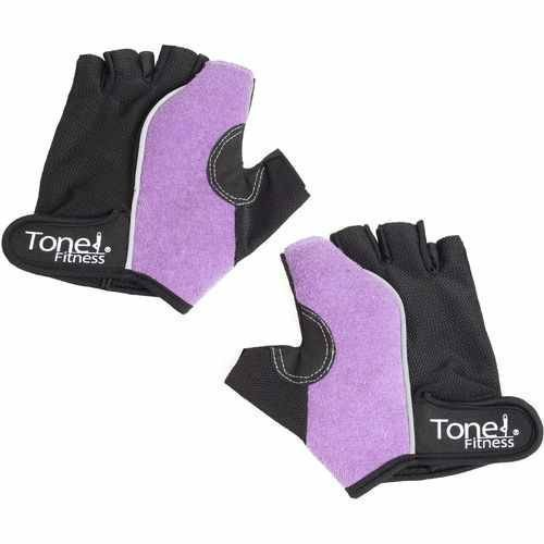 Tone Fitness HHWG-TN002L Tone Weightlifting Gloves-Large
