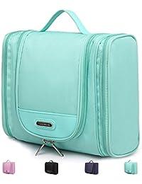 Hanging Toiletry Bag Travel Cosmetic Makeup Kit Organizer for Women Men Large