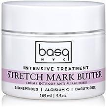 Basq Advanced Stretch Mark Butter, 5.5 oz by Basq