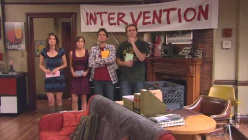 amazon com intervention banner as seen on how i met your mother