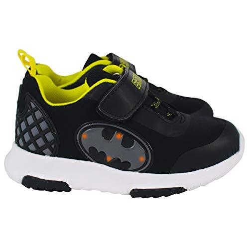 Toddler//Little Kid Favorite Characters Baby Boys BMF355 Batman/¿ Lighted Sneaker