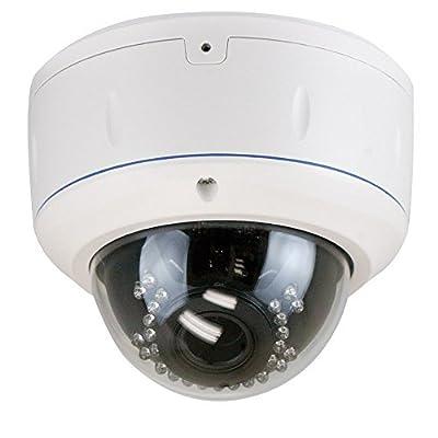 GW Security 1200TVL 1080P 2.8-12mm Varifocal Bullet Security Camera