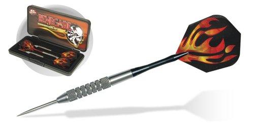 Dart World 29021 Renegade 70% Tungsten Steel Tip Dart (21-Gram)