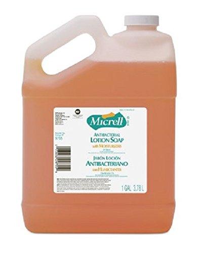 Antibacterial Lotion Soap (MICRELL Antibacterial Lotion Soap, Gallon Pour Bottle (GOJ975504))