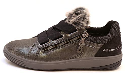 Ma Mephisto Running Femme Gris Metallic 59 graphit Chaussures Compétition Bella By De Allrounder Y58qEOq