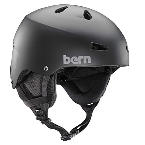 BERN Macon MIPS Helmet - Small/Matte Black