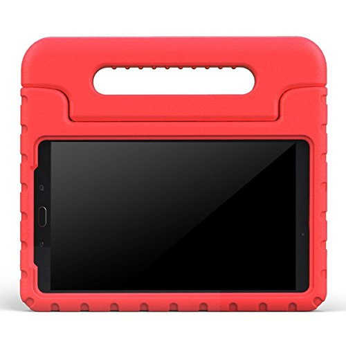 BMOUO-Samsung-Galaxy-Tab-E-Lite-70-inch-Kids-Case---ShockProof-Case-Light-Weight-Kids-Case-Super-Protection-Cover-Handle-Stand-Case-for-Children-for-Samsung-Galaxy-Tab-E-Lite-7-Inch-Tablet---Red
