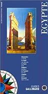 Egypte (ancienne édition) par Gallimard