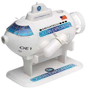 Megatech Ocean Explorer-1 Submarine with Radio, Battery and Charger