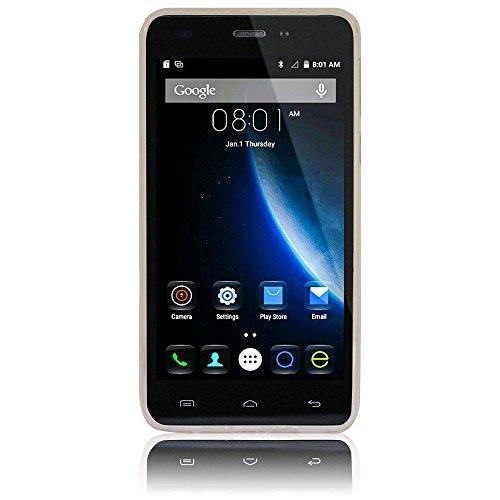 Doogee X5 3G Dual 5.0 Sonreír Funda protectora de silicona Caso de la cubierta del caso de parachoques Funda protectora del teléfono móvil Funda protectora del teléfono móvil Funda protectora del tel Sonreír