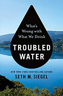 Book Cover: Troubled Water: What's Wrong with What We Drink