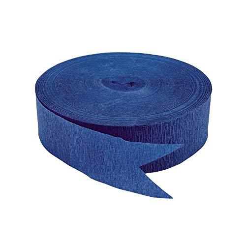 - Fun Express 1st Choice Sapphire Blue Jumbo Streamers (500 ft)