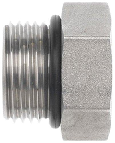 brennan-industries-6405-06-06-o-steel-straight-tube-fitting-9-16-18-sae-orb-x-3-8-18-nptf-thread-3-8