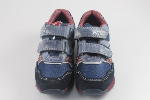 Scarpe primigi bambino/bimbo blu mod. trendy 9421000 sneakers strappi comode