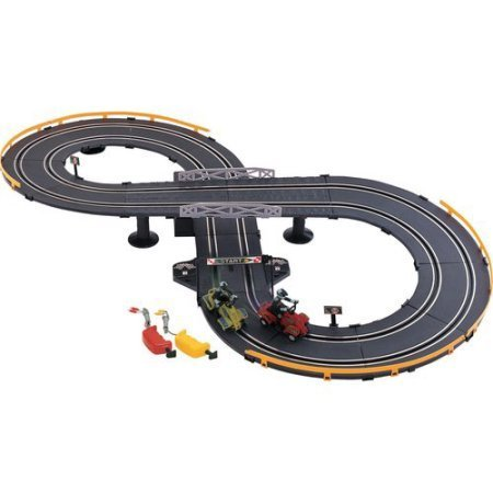Battery Operated ATV Jr. Road Racing Set, Includes 2 Racers, 2 Speed Controllers and A Lap Counter Track, Ideal for Playing Solo or With a Friend by Generic (Image #2)