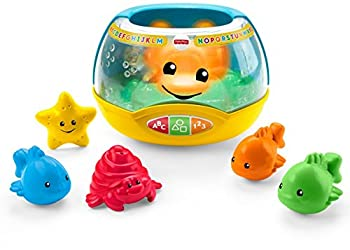 Fisher-price Laugh & Learn Magical Lights Fishbowl 11