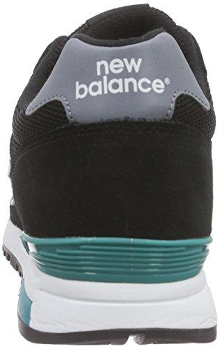 Multicolor Wl565v1 green Mehrfarbig New black grey Hombre Zapatillas Balance fZwaP1