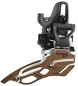 SRAM X7 Front Derailleur 3 X 10 High Direct Mount Mountain Bike Mtb Alloy