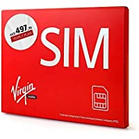 Virgin Mobile UAE 50% Off Yearly Plan with 1GB + 1GB FREE & 50 Local Mins/SMS