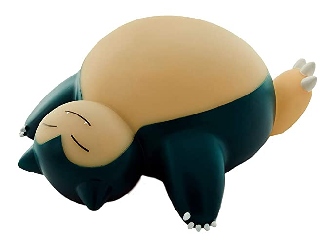 Figurine Blue Pokémon 811361 25cmDark Light Up Snorlax zLqUMpGVS