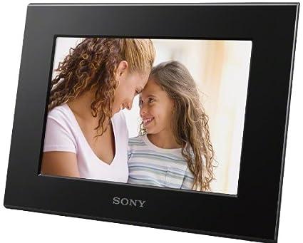 "Sony DPFC70AB - Marco digital de 7"" (480x234, USB, lector de tarjetas"