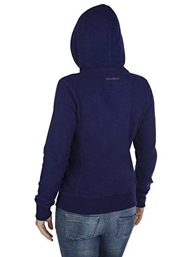 Urban Beach Dune Sweat-Shirt Femme, Bleu Marine, FR : XXXL (Taille Fabricant : 18)
