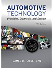 Automotive Technology: Principles, Diagnosis, and Service Plus MyLab Automotive with Pearson eText -- Access Card Package (5th Edition)