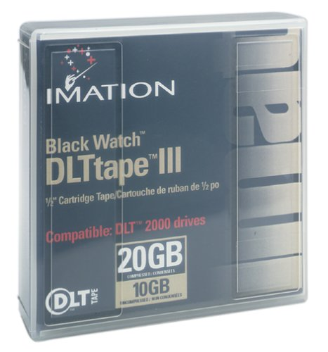 Data Cartridge IMATION DLT 20GB