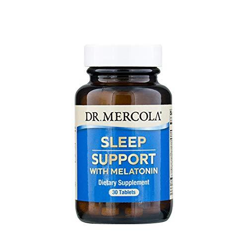 Dr. Mercola Melatonin Sleep Support - 30 Tablets