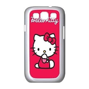 High Quality {YUXUAN-LARA CASE}Cartoon Hello Kitty For Samsung Galaxy S3 STYLE-6