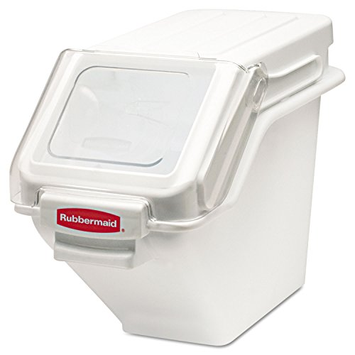 Rubbermaid Commercial ProSave Shelf-Storage Ingredient Bin (Rubbermaid Shelf Stackable Savers)