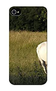 Crooningrose Case Cover Protector Specially Made For Iphone 5/5s Animal Horse