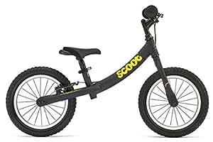 "Scoot XL 14"" Balance Bike in Matte Black"