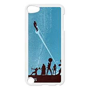 iPod Touch 5 Case White Avengers 008 VC94N18G