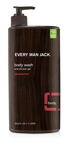 Every Man Jack Body Wash, Cedarwood - Jack Man Cedarwood Every