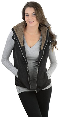 ToBeInStyle Womens Shearling Lined Hooded product image
