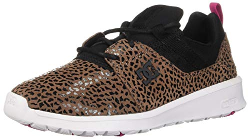 Heathrow Cheetah Dc Femmes Print Chaussure Se qwxd7F8