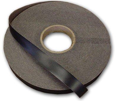 Black Melamine / Poly Edge Banding Tape 13/16'' 250' Roll